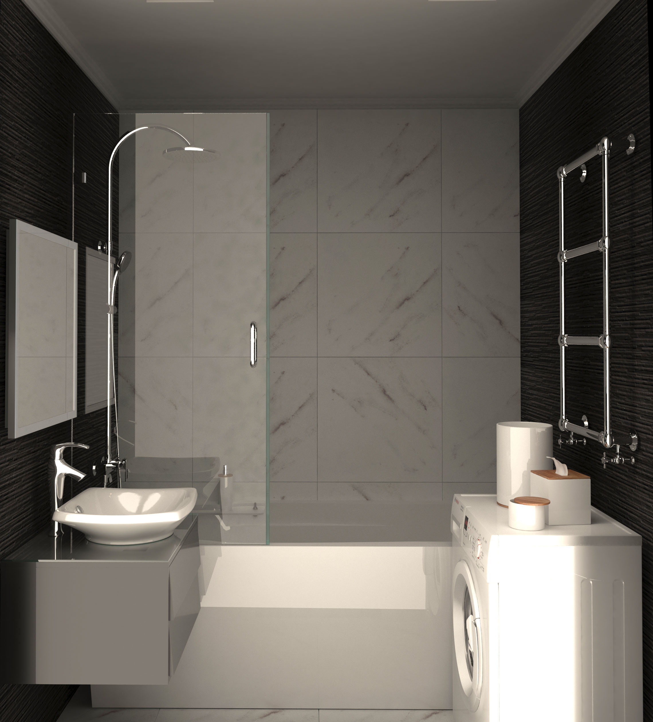 Ванная комната Южное Бутово