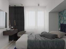 Спальная комната Каширское шоссе 84к