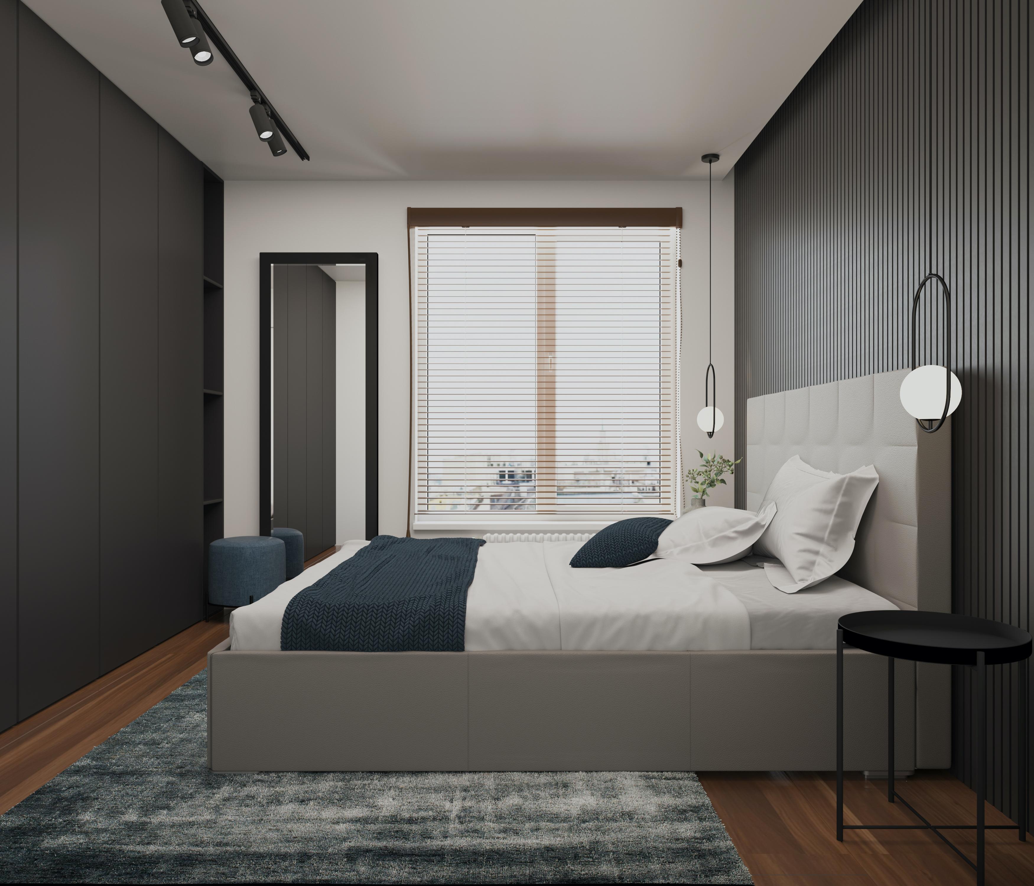 спальня вход