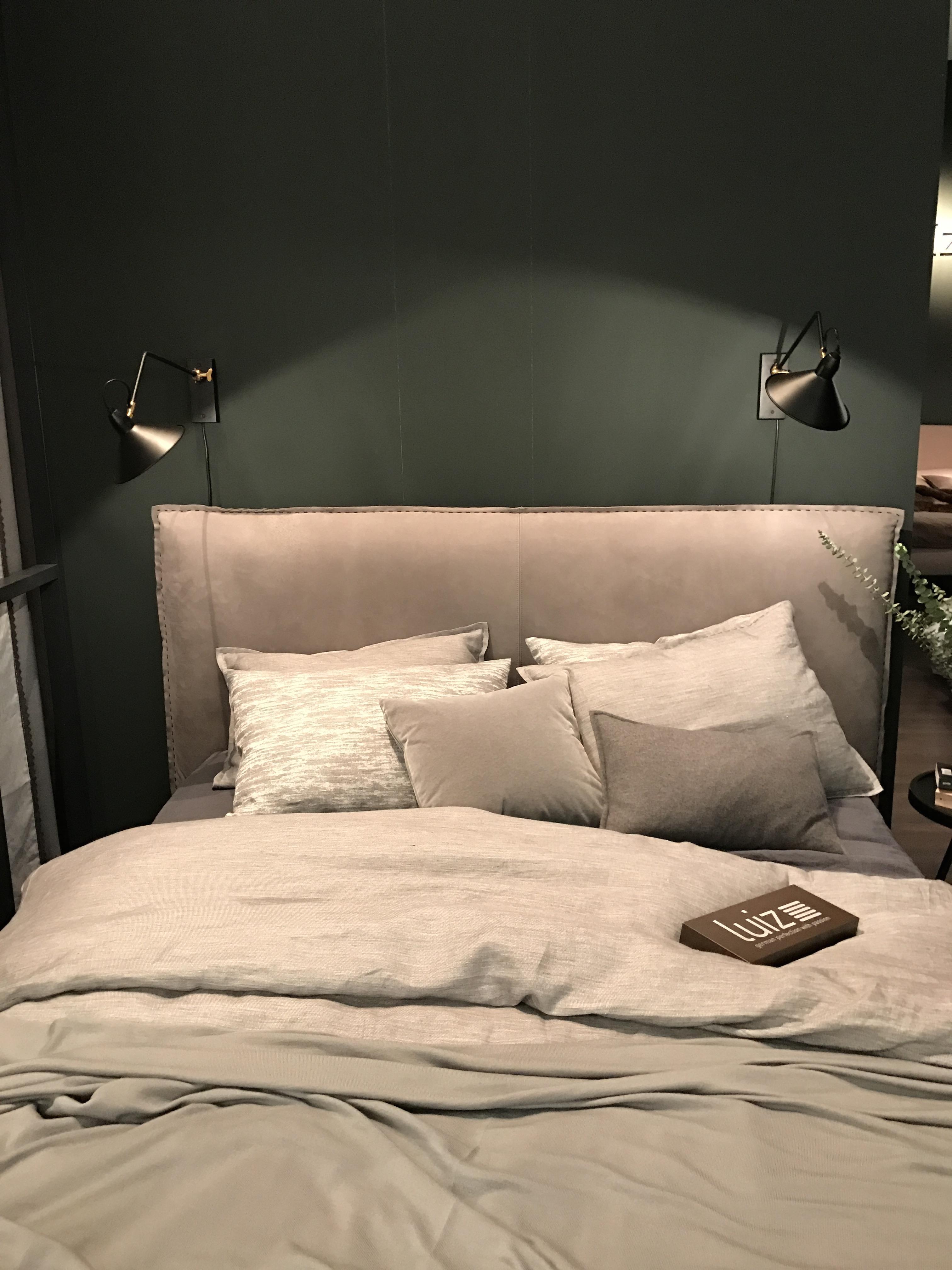 Спальня квартиры Вашей мечт