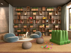Детская комната вид2