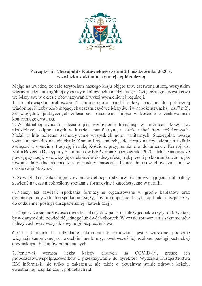 Zarządzenie_Metropolity_Katowickiego_z_