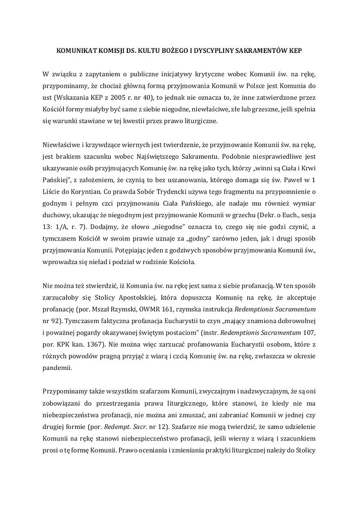 Komunikat_Komisji_Liturgicznej_KEP_ws_ud