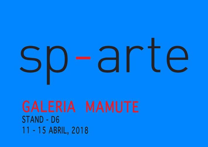 Galeria Mamute SP Arte 2018