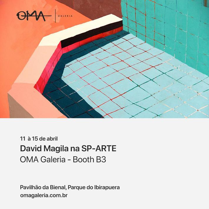 SP Arte 2018 Stand Oma Galeria