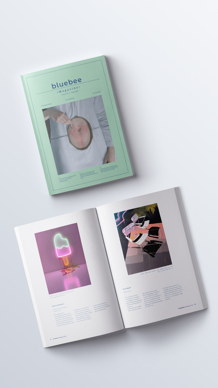 BlueBee Magazine nº5
