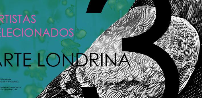 Selecionado para o Arte Londrina 3!