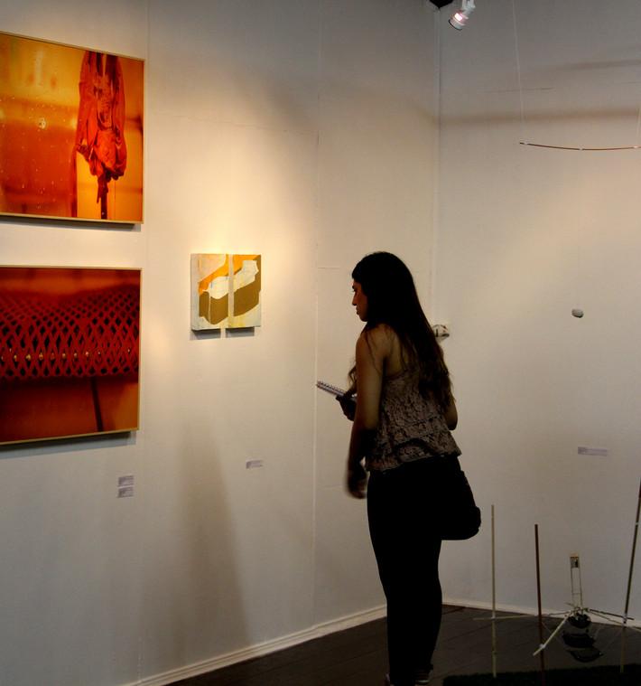 Abertura do 13º Salão de Artes de Jataí - GO
