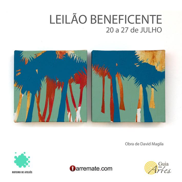 LEILÃO BENEFICENTE  Roteiro de Ateliês/MSF
