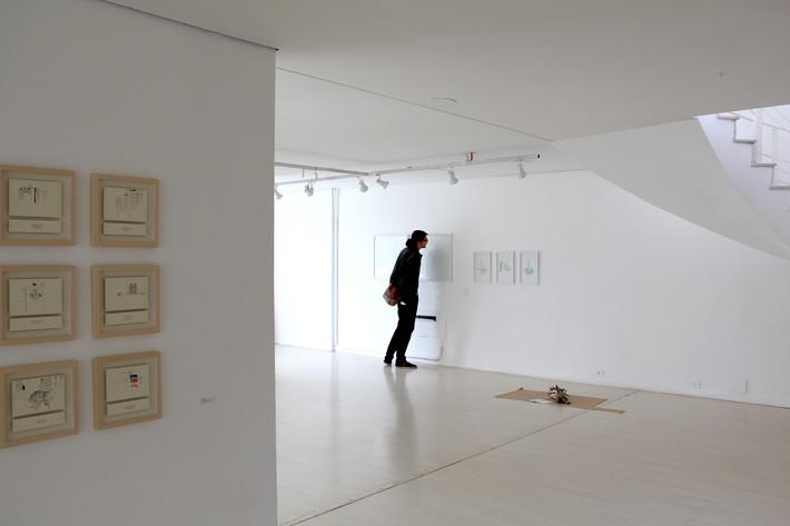 """Exposição """"O Espaço sonha o Sujeito"""" - Arte Londrina 3"""