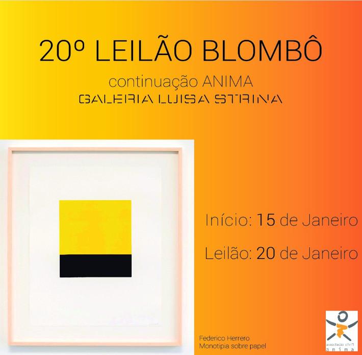 Continuação Leilão Luisa Strina