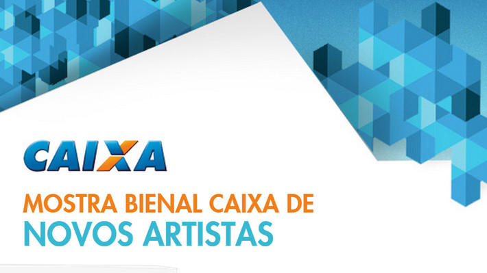 Mostra Bienal Caixa de novos artistas