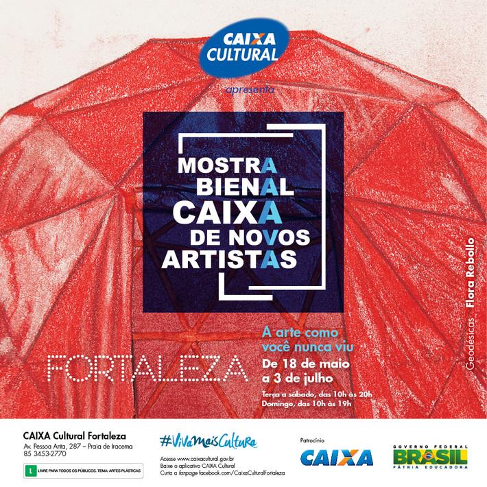 Mostra Bienal em Fortaleza