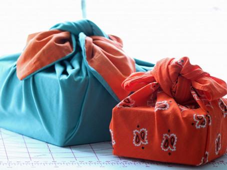 Zero Waste Wrapping Inspiration