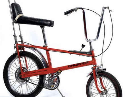 The Eco-Worrier on the History of Bicycles: Part Two