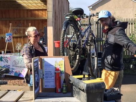 Bike Repair Cafe @ The Mart