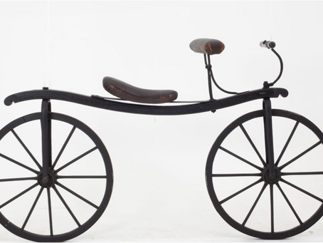 The Eco-Worrier on the History of Bicycles