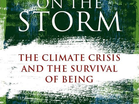 "The Eco-Worrier Reviews ""Riders on the Storm: The Climate Crisis and the Survival of Being"""
