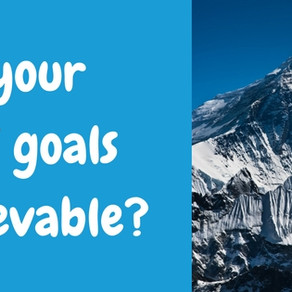 7 For 2017 - Setting Achievable Goals
