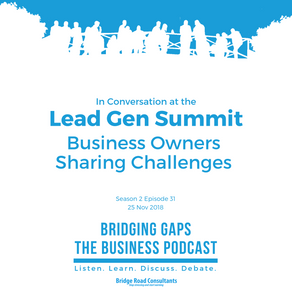 Conversations at the Lead Gen Summit