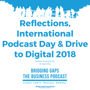 Reflections, Podcasting and Drive to Digital