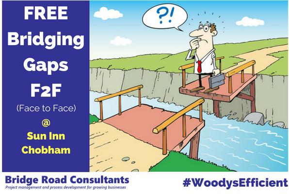 Chobham - Bridging Gaps F2F
