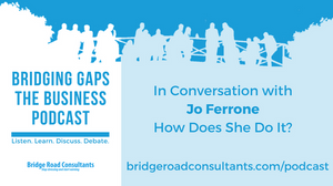 In Conversation with Jo Ferrone
