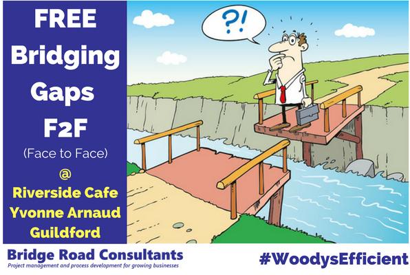 Guildford - Bridging Gaps F2F