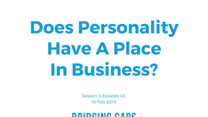 Do You Hide Your Personality?