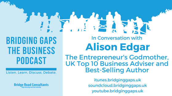 In Conversation with Alison Edgar