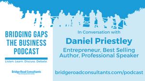 In Conversation with Daniel Priestley