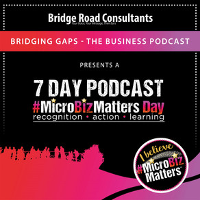 #MicroBizMatters - a 7 Day Podcast