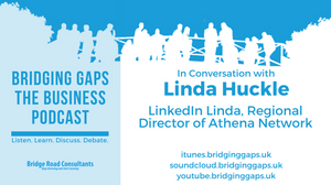In Conversation with Linda Huckle