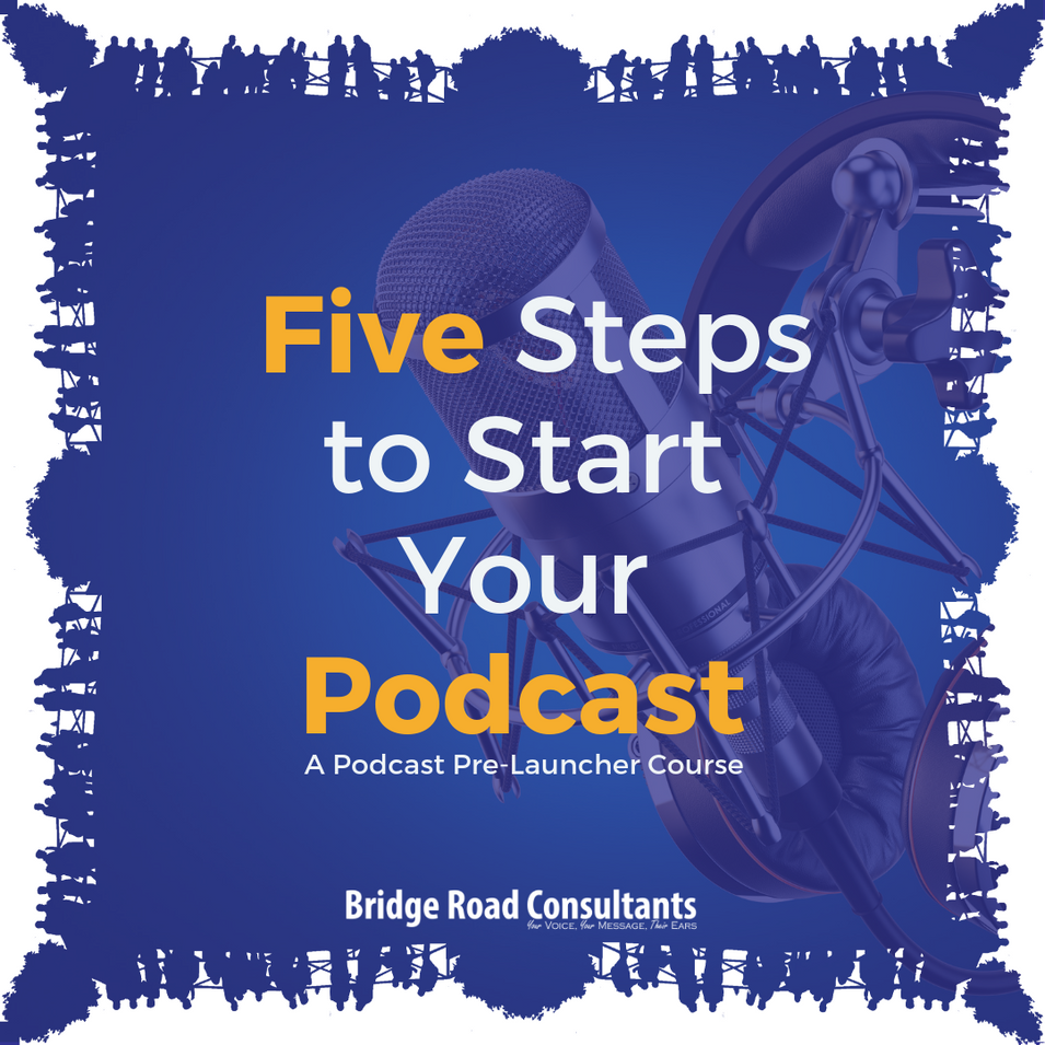 5 Steps to Start Your Own Podcast