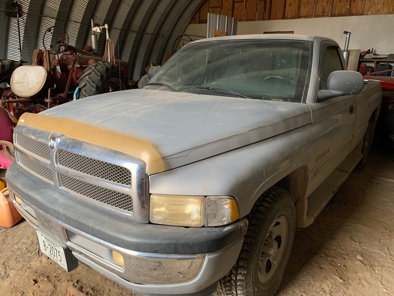 2001 Dodge 1500