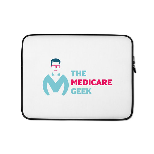 Laptop Sleeve Front View