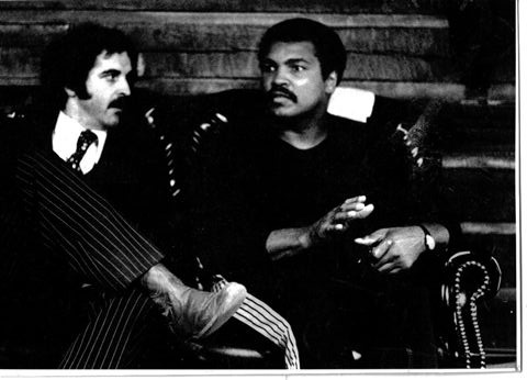 Ali and Don Bendell