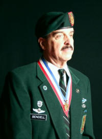 Green Beret, Don Bendell