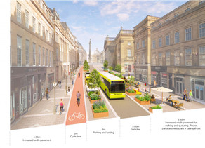 Newcastle City Council: Plans to support safer and greener city-wide travel announced.
