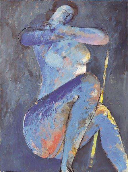 Aphrodite/acrylic on canvas/157x120