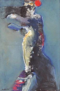 Aphrodite/acrylic on canvas/250x160