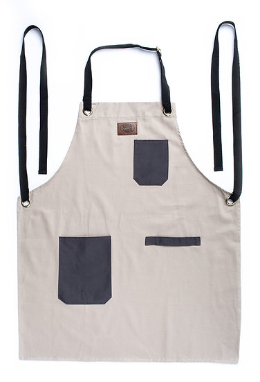 Cotton Chef Apron.