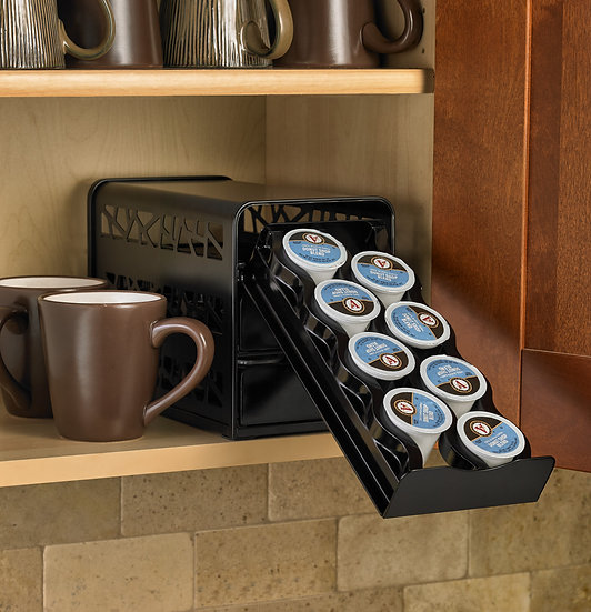 K Cup Drawer. 24 Pods. Fits In Cabinet