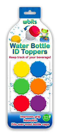 WBITS - Water Bottle ID Topper