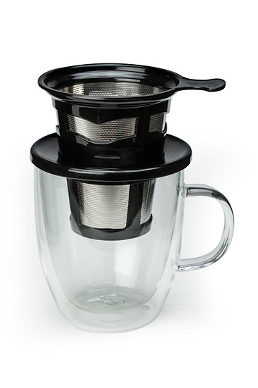 Single Serve Pour-Over for Keurig