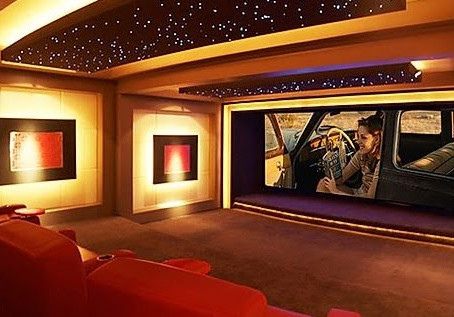 How You Can Recreate The Movie-Theatre Experience In Your Home