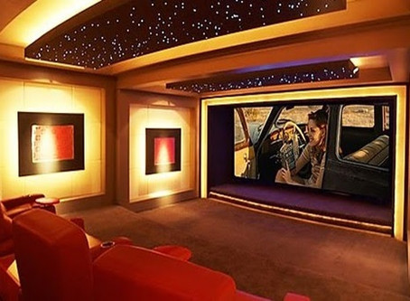 Setting Up A Home Theater System
