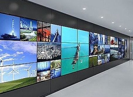 Why Video Wall Installations Are Taking Over AV Markets