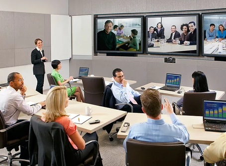 Revolutionize Your Meetings And Conferences With Interactive AV Solutions