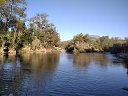 Zona de baño del río Tormes